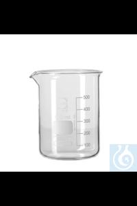 Becherglas Duran Becherglas Niedrige Form Duran, 100 ml Inhalt: 1 Stück