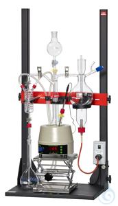 FBA-3 behrotest Destillation unit for the determination of inorg. Total...