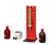 KEB behrotest Komplettapparatur Elution von Feststoffen für eine Probe nach DIN  behrotest...
