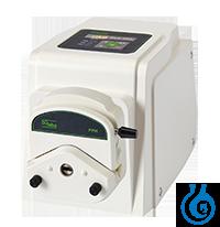 behrotest® Laborschlauchpumpe mit Pumpenkopf, 1-Kanal, 3 Quetschrollen, bis 380 ml/min