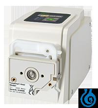behrotest® Laborschlauchpumpe mit Pumpenkopf, 1-Kanal, 6 Quetschrollen, bis 48 ml/min