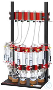 STA behrotest stripping apparatus for Det´n of soluble readily liberated Sulfide behrotest...