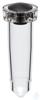 ST30K behrotest Stopfen NS19 aus PPC, transparent für Karlsruher Flaschen, 69 mm behrotest...