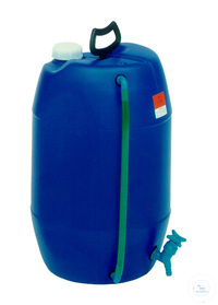 7Articles like: BK5 behroplast PE canister 5 l, blue with light protection, level indicator...