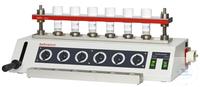 DG6 behrotest Kaltextraktionseinheit zur Bestimmung des Rohfasergehalts mit 6 Probenplätze