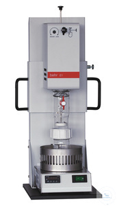E1 behrotest Heißextraktion nach Randall für 1 Probe, inkl. Extraktionsbecher,Filterhülsen