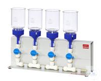 FU4 behrotest Filtrationseinheit für Hydrolyse mit 4 Stellen behrotest Filtrationseinheit für...