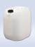 GKW20 PE canister 20 l, white, UN-CERTIFIED, screw-on cap PE canister 20 l, white, UN-CERTIFIED,...