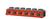 HB6 behrotest Reihenheizbank für 6 Stellen, Drm. 94 mm Platten einzeln regelbar