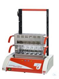 Inkjel1225TCP behrotest Aufschlussapparatur für 12x250 ml Gefäße, Energie und Te behrotest...