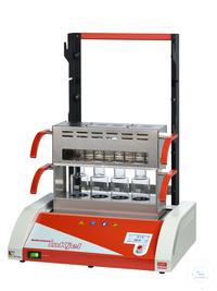 Inkjel450TCP behrotest Aufschlussapparatur für 4x500 ml Gefäße, Energie und Temp behrotest...