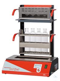 Inkjel475P behrotest Aufschlussapparatur für 4x750 ml Gefäße programmierbar komp behrotest...