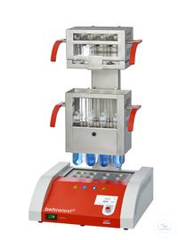 K8L behrotest Aufschlussapparatur für 8x250 ml Gefäße mit Lift Temperatur- und Z