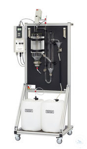KA1/SR behrotest Bench-Scale Waste Water treatment unit W/ O2 level controller,  behrotest...
