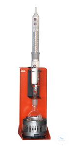 KEX100F behrotest Kompaktsystem 100 ml Extraktion, Extraktor mit Hahn