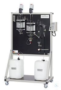 KLD4/N behrotest Bench-scale waste water treatment plant with denitrification st behrotest...