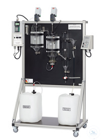 KLD4/SR behrotest Bench-Scale Waste Water Treatment Unit W/ O2 control &...