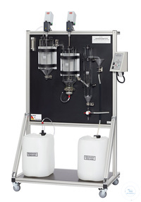 KLD4 behrotest Lab-Scale Waste Water Treatment Plant, with denitrification stage behrotest...