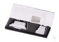 MS-Set1 behrotest Magnetrührstäbchen Set 1, bestehend aus: 2x20x6mm, 2x25x6mm, 2 behrotest...