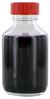 NK100GT behrotest Glasflasche glasklar 100 ml, Enghals mit Verschluss und Tefloneinlage