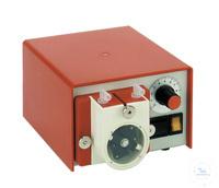 PLP330 Peristaltic pump, capacity 4...24 l/h Peristaltic pump, capacity...