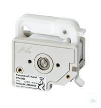 PPH5062 Pumpenkopf 2-Kanal 0,00025- 48 ml/min 6 Quetschrollen für PLP380 (multi)
