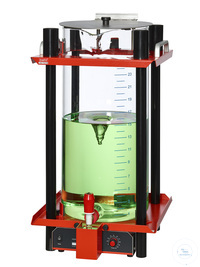 QMR25 behrotest water sample homogenizer 25 l, DIN 38402 A 30, complete...