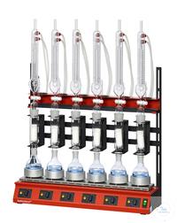 R106T behrotest Twisselmann extraction system with 6 samples, complete  behrotest Twisselmann...