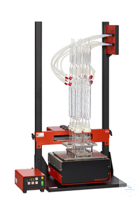 SMA-ARB6 behrotest heavy metal sample digestor system for 6 samples basic...