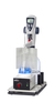 STI2 behrotest manual titration station with digital burette and magnetic stirre behrotest manual...
