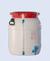 WF55H behroplast wide neck drum 55 l with spigot & level indicator behroplast wide neck drum 55 l...