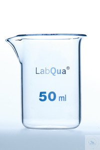 15Artículos como: Quartz glass beaker according DIN 12332 5ml, low form Quartz glass beaker...