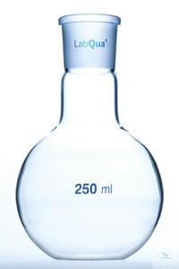 Stehkolben weithals 50ml Stehkolben weithals aus Quarzglas nach DIN 12353 50ml mit NS 29/32 Hülse