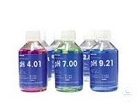 All-in-One Kit 1, 6x250 mL pH-All-in-One-Kit; bestehend aus je 250 ml: pH-Kalibrierpuffer...