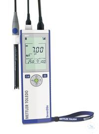 3Artículos como: Seven2Go pH/mV Meter S2-Field kit Seven2Go pH/mV Meter S2-Field kit