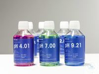 22 Artikel ähnlich wie: Bottle Rainbow Kit 1, 6x250 mL pH-Kalibrierlösungs-Kit, je 2 Flaschen a 250...