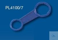 Schlüssel für Schraubkappe DIN 51 von stapelbare UN Kanister Schlüssel für...