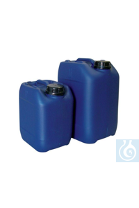 5Articles like: Jerrycans 5 litre, HDPE, DIN 51 tamper evident screw cap, 163 x 187 x H 236...