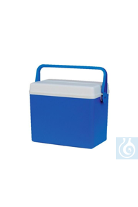 Isothermal container 32 litre, HDPE, W x D = 270 x 440 x H 380 mm Isothermal container 32 litre,...