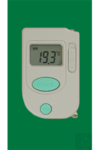 Infrared-Thermometer, type blitz-temp, -22...+110:0,1°C/1°C, switchable °F,...