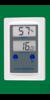 Elektronisches Hygro-Thermometer, 0...+50:0,1°C, umschaltbar auf °F,...