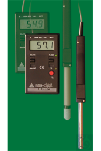 4Artículos como: Digital-Thermo-Hygrometer ad 910 h, 0...100:0,1%rh, -30...+80:0,1°C, air...