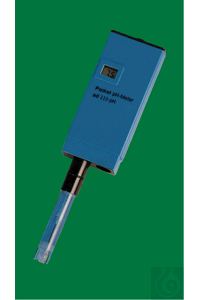 pH-Meter ad 110 ph, 0-14:0,1pH, interchangeable electrode, completely with calibration set