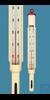 2Artikel ähnlich wie: Schwimmthermometer, Einschlussform, 0+50:1°C, Kapillare prismatisch unbelegt,...