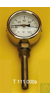 5Artikelen als: Bimetal dial thermometer, stem radial, 0+120:2°C, case diameter 63mm,...