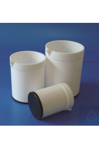 PTFE thermotech Becher