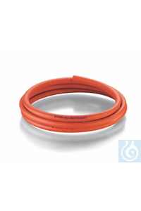 Safety tubing, DIN-Norm 30664,1, outside Ø 14 mm, inside Ø 10 mm L = 750 mm