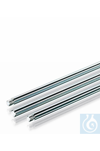 Rods, steel, zinc plated, without thread, Ø 12 mm, length 1000 mm