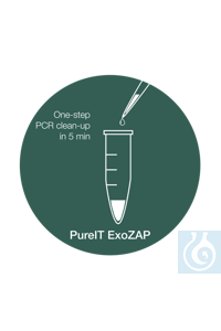 PureIT ExoZAP PCR Clean-Up, 1x0.2ml, 100 Reaktionen