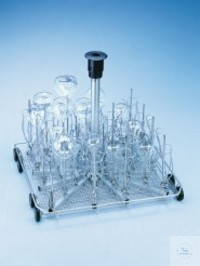 E350 Injektorwagen für Enghalsglas für Laborglas-Reinigungsautomat G 7883 •...